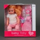 Очень красивая функциональная кукла. Аналог Baby Born (беби, берн, борн, пупс, пупсик)