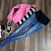 джинсы для беременных С&A р.36S