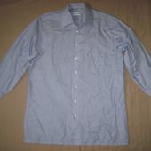 Walbusch Extraglatt (39/L) рубашка мужская натуральная