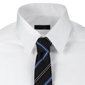 Эксклюзивный немецкий галстук в полоску Tchibo