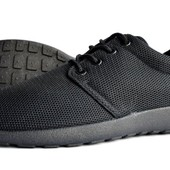 Кроссовки в стиле Nike Roshe Run отличного качества (V-309)