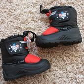 Детская зимняя обувь Eebb р.22 последний