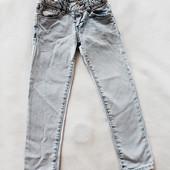 Зауженные джинсы  Zara. Размер 110