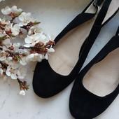 Замшевые туфли Monarch 40 р. 26,5 см