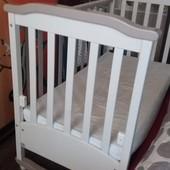 Кроватка для новорожденных Верес Соня