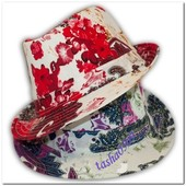 Хит! Шляпа шляпка панамка челентанка федора для девочек, девушек Ог 54-55 см.