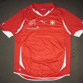 Puma U.S.P. (XL) спортивная футбольная футболка поло мужская