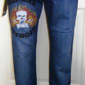 Молодежные джинсы Hard Rock Black Sea Турция р 28. 29