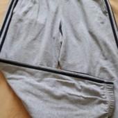 Спортивные штаны лёгкие Adidas оригинал р.48-50