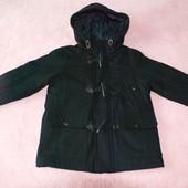 Деми пальто , размер 104 фирма Next 3-4 года