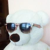 Продам солнцезащитные очки для девочки