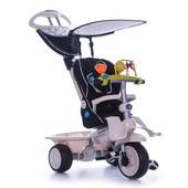 Велосипед Смарт Трайк Recliner Stroller с игрушкой 4 в 1 Black