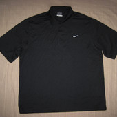 Nike Golf Dri-Fit (L) спортивная тенниска поло мужская