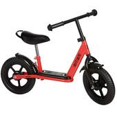 Детский беговел Profi kids красный (M 3438) с пенополиуретановыми колесами