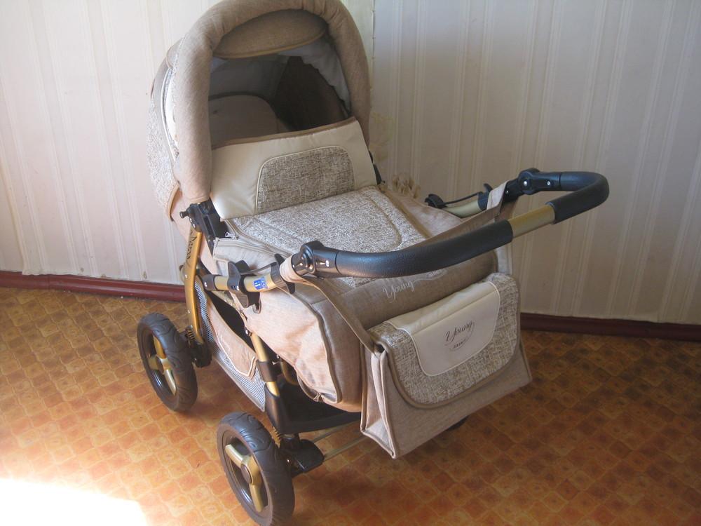Детская коляска-трансформер универсальная фото №1