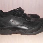 Туфли, кроссовки Clarks 9\26-27р 17, 3 см, кожа, оригинал