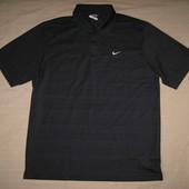 Nike Golf Dri-Fit (L) спортивная тенниска поло мужская