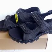 Мужские кожаные сандалии большого размера