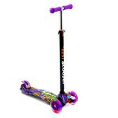 Самокат Бест Скутер Макси 3 - 12 лет Best Scooter для девочки