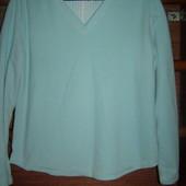 Реглан флисовый, пижамный, женский, размер L