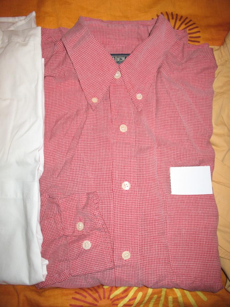 Рубашка мужская,р.50-52.St.Bernard (Ст.Бернард). фото №1