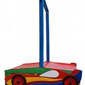 Пісочниця-машинка 12