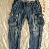 джинсы летние