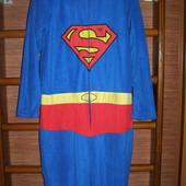 Пижама флисовая, мужская, размер М рост до 185 см