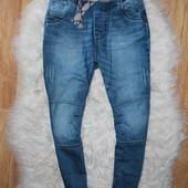 Модные джинсы 8-9лет