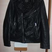 куртка косуха с шыпами мужская разер с-м