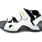 Сандали мужские Adidas L3 белые