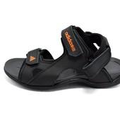 Сандали мужские Adidas L3 черные