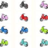 Мотоцикл орион 502