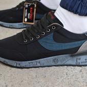 Мужские кроссовки Nike Air Max Black Найк аир макс черные адидас adidas