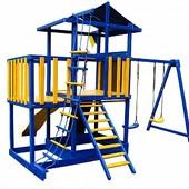 Ігровий комплекс кольоровий babyland 11