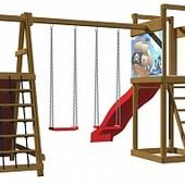 Дитяча площадка babysport 6