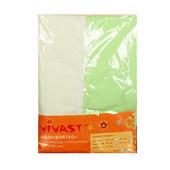 Постельное белье Vivast (М V-611-70376-04) салатовое