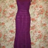 Платье вечернее размер 8