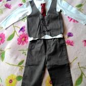 Нарядный костюмчик на праздник для маленького джентльмена)
