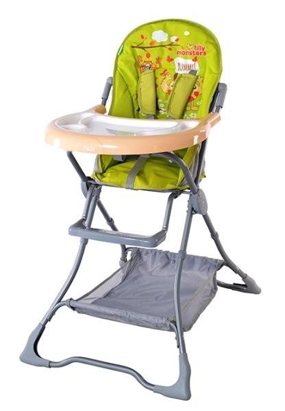 Детский стульчик для кормления Tilly Monsters T-632 фото №1