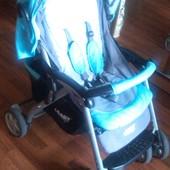 Коляска прогулочная Baby Design Tiny