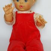 Кукла Ideal Toy corp. 48 см винтаж