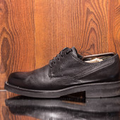 Туфли мужские классические кожаные размер 42,5 см стелька состояние отличное