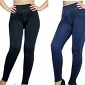 лосины под джинс зима
