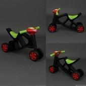 мотоцикл для маленьких. (каталка, байк, ролоцикл,беговел),артикул 0136/01