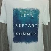 Качественная футболка  C&A(германия),  размер л, хл, ххл