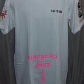 Качественная футболка  B&C(бельгия),  размер М и Л