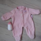 Набор для куклы пупса zapf baby annabell бутылочка одежда