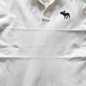Тениска фирменная Abercrombie and Fitch р.48