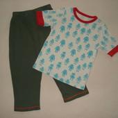 комплект,пижама на 2-3 года